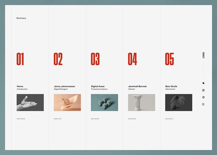 Winning design - Aristide Benoist – Portfolio @Awwwards!