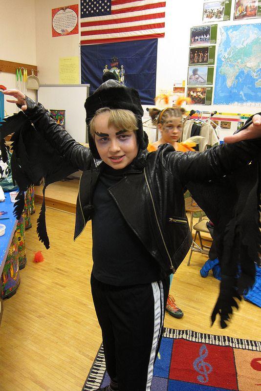 My Seussical, Jr. Costumes-- Vlad Vladikoff
