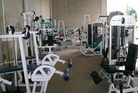 Buying cheap gym equipment for workouts at home. This is what i want! I HATE gyms