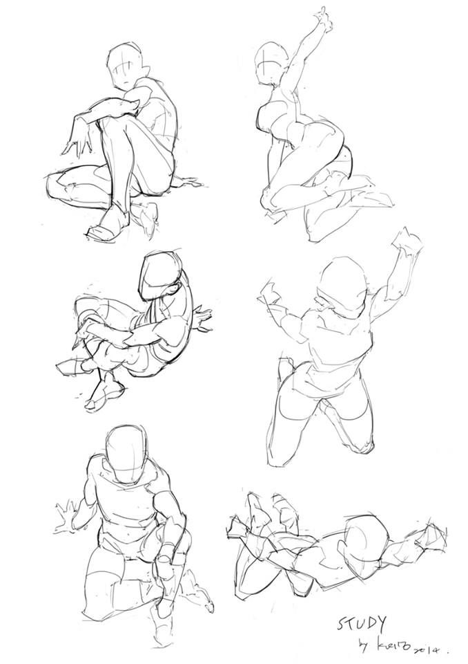 Character Design Challenge Reference : Best movement images on pinterest character design