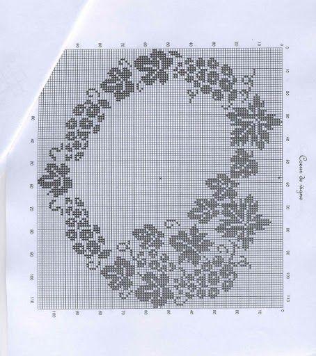 Old Patterns-Ancien Grilles-Gráficos Antigos - LovingCrossStitch - Веб-альбомы Picasa