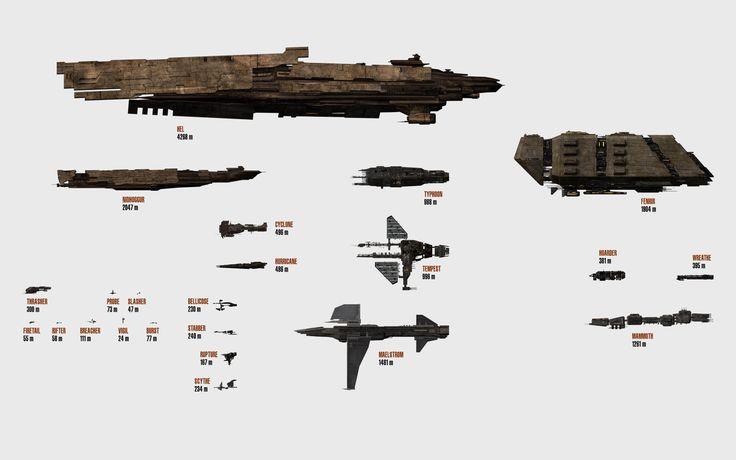 Babylon 5 Station Png Minmatar ships | EVE O...