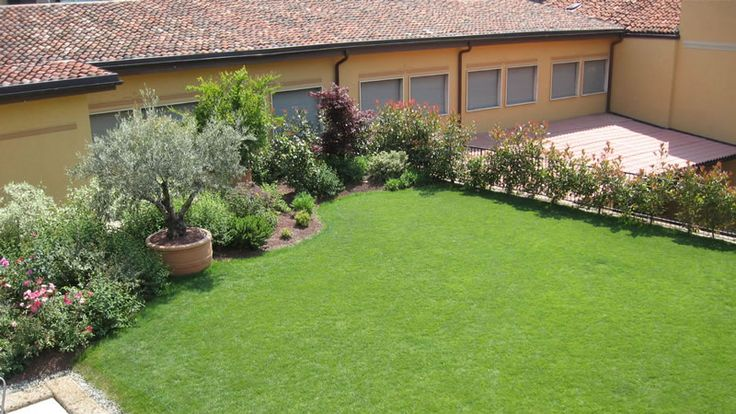 Composizione giardini e pensili - Natura Verde s.n.c.