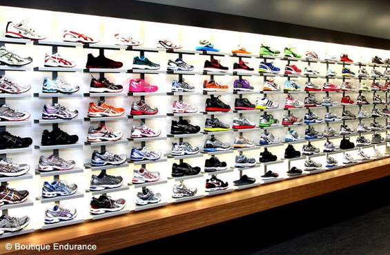 Charlotte Running Shoe Stores