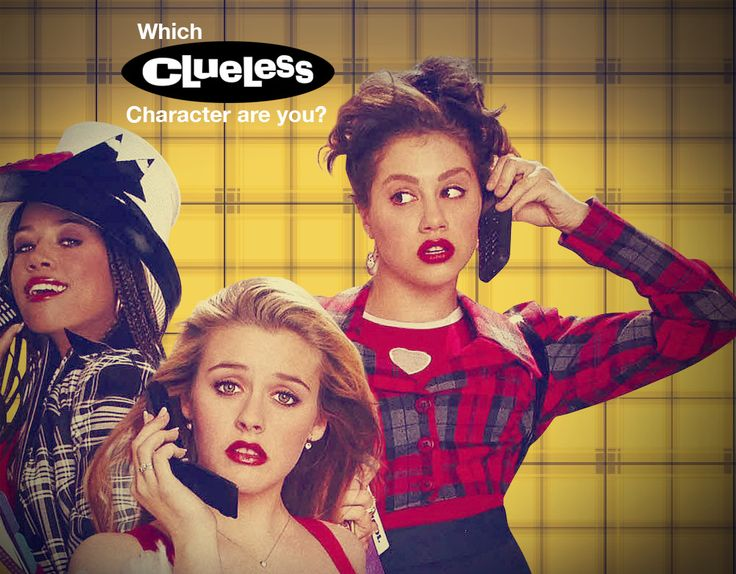 Which 'Clueless' Character Are You?
