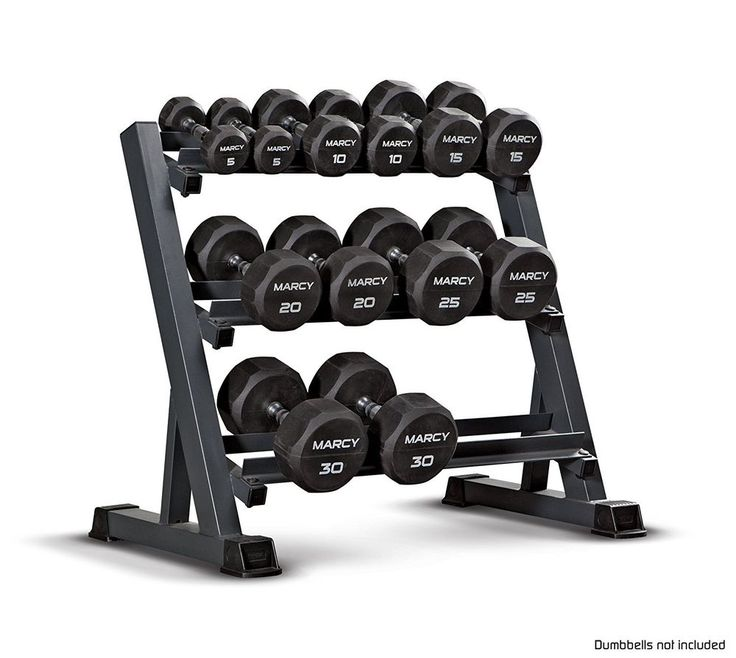 Multiple Dumbbell Rack Fitness Weight Gym Set 3 Tier Dumbbell Rack Equipment NEW #MultipleDumbbellRackUSA