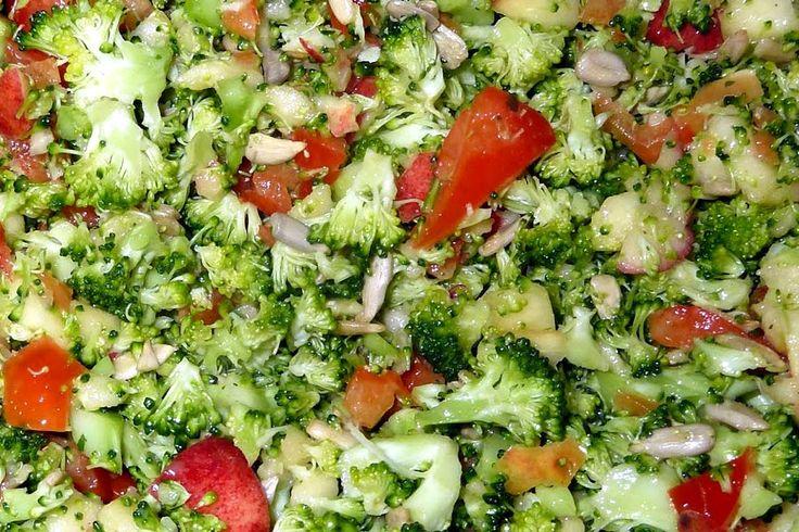 Recette de salade de brocolis