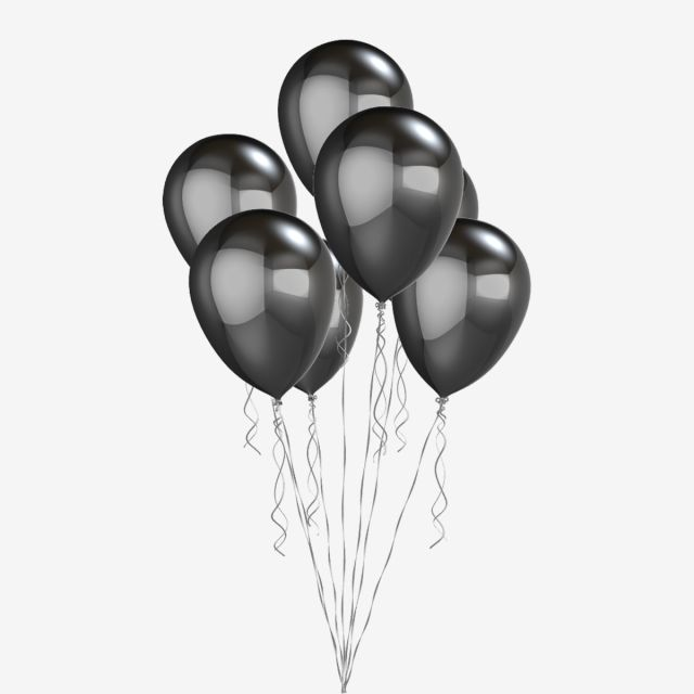 Silver Balloons Balloon Silver Png Transparent Clipart Image And Psd File For Free Download Silver Balloon Black And White Balloons Black Balloons