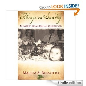 My book!   My family is part of this book. The author was a neighbor of my aunt! They are the Panza's: Our Aunt Minnie, Ours Aunt Minnie, My Sister