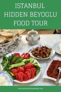 Istanbul food tour – Hidden Beyoğlu