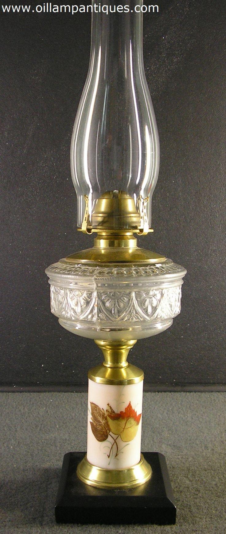 233 best images about vintage oil lamps on Pinterest ...