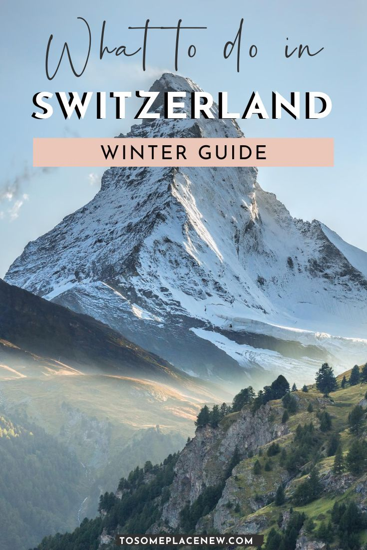 12 Absolute Best Places To Visit In Switzerland In Winter Switzerland In Winter Best Places In Switzerland Winter Travel Destinations