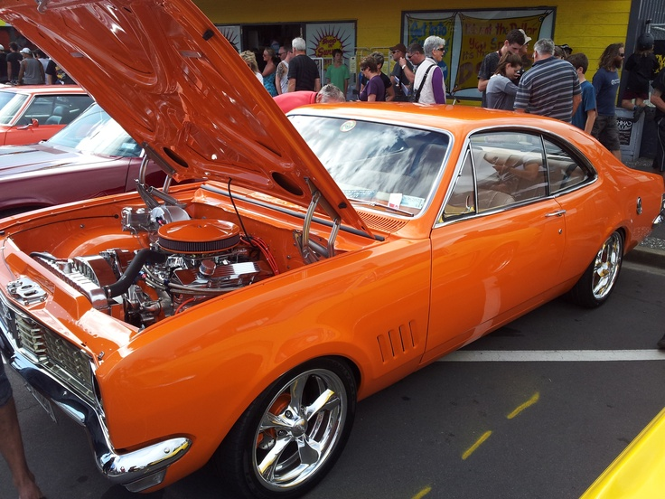 This must rate as the most amazing Monaro I have ever seen. The owner said he's spent over $100,000 on parts and 7 years of his own time building it. No offers will be even considered apparently!