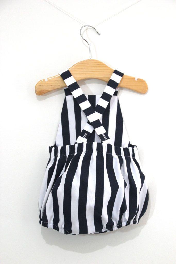 DIY Coser Peto Marinero para bebe (patrones gratis) | | Oh, Mother ...