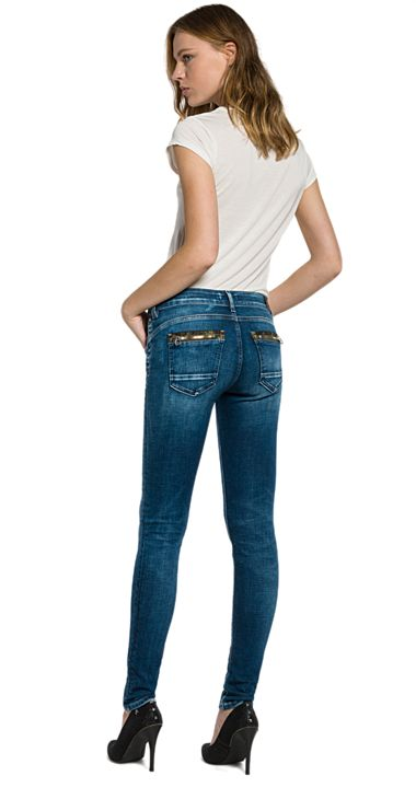 Luz skinny-fit jeans