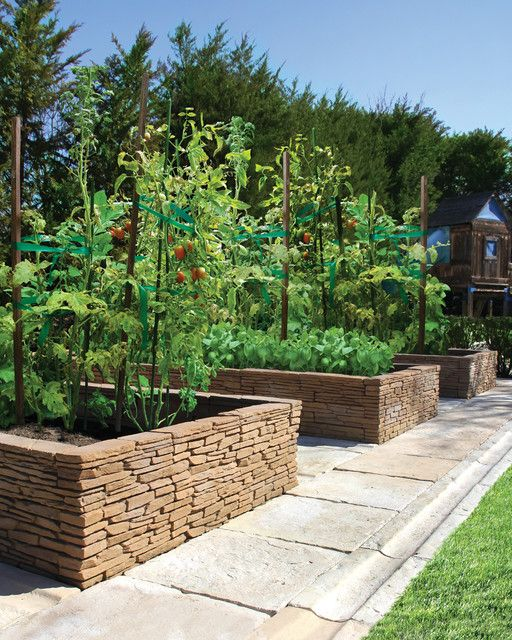 25 Best Ideas About Stone Raised Beds On Pinterest Raised Flower Beds Stone Planters And