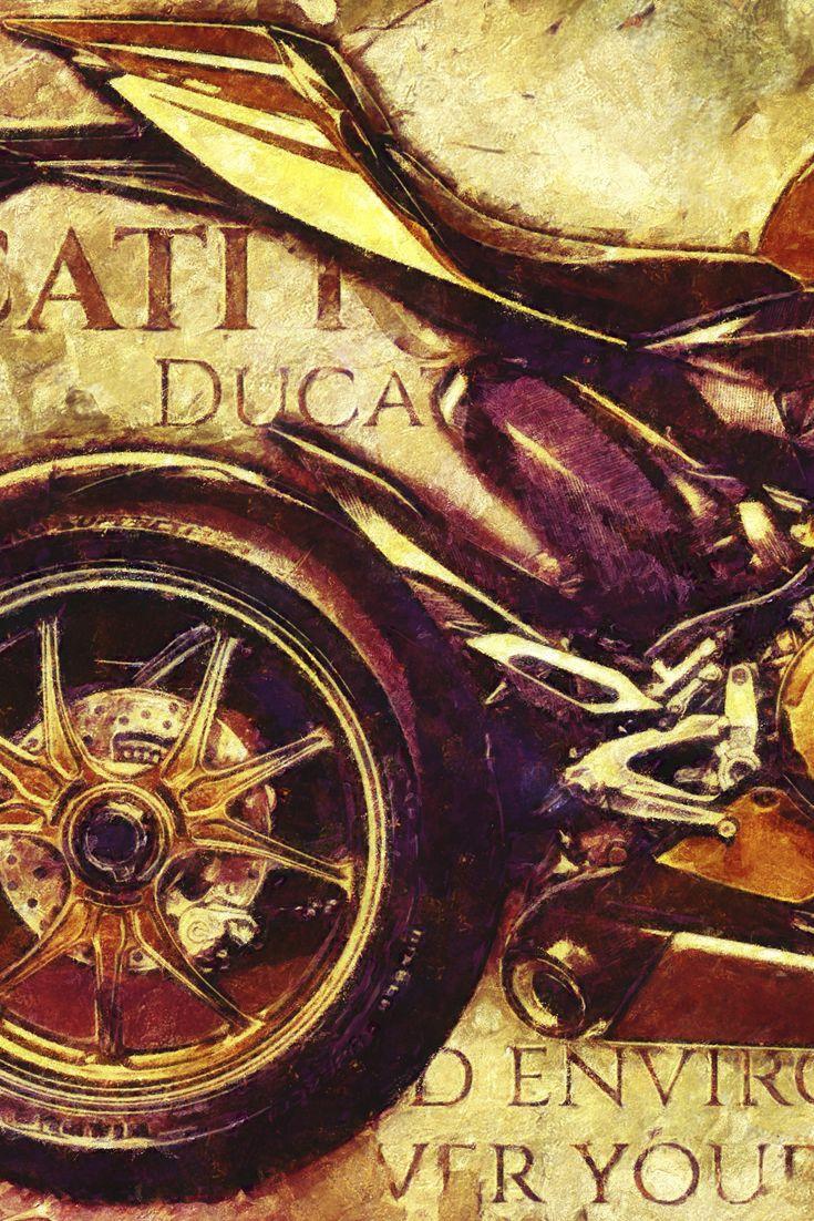 25 best ducati art images on pinterest | ducati, motorcycle travel