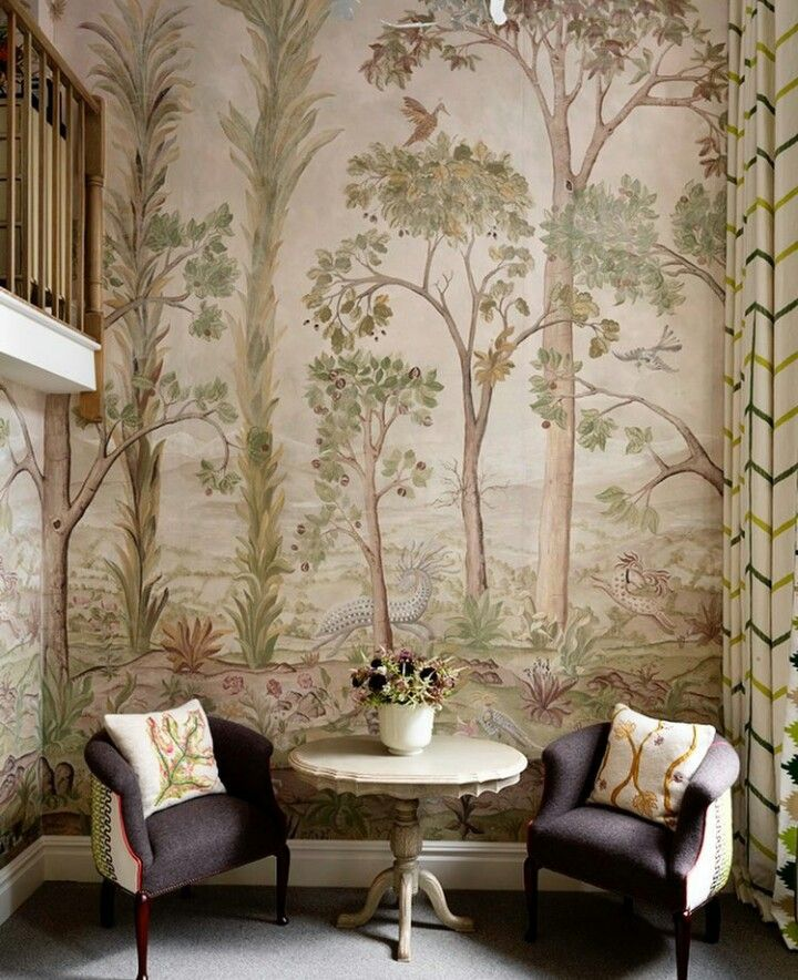 Marvelous Living Room Walls, Wallpaper For, Photo And Video, Ceiling Treatments,  Soho, Wall Paintings, Decorative Walls, Dream Job, Digital Prints Home Design Ideas