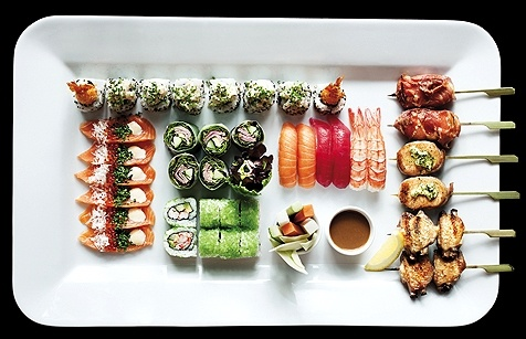 Sticks and Sushi