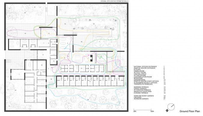 N all mclaughlin architects alzheimer s respite centre for Architecture unite alzheimer