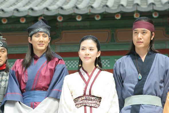 Ballad of Seo Dong (서동요) @ Koreanhistoricaldramas.com