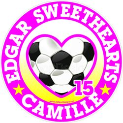 Best Soccer Car DecalsTShirtsMagnetsWall DecalsYard Signs - Custom car magnets and stickerscar decals magnets wall decals and fundraising for softball