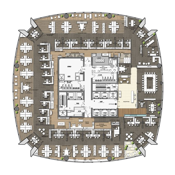 Best 平面布局 floor plans layout images on pinterest