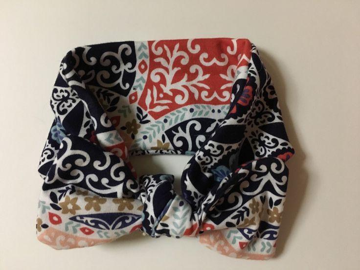 Top Knot Headband | Bow Headband | Headwrap | Turban Headband | Knotted Headband | Baby Shower Gifts | Mommy & Me | Baby Child Headwrap by AmethystnMe on Etsy https://www.etsy.com/listing/488263678/top-knot-headband-bow-headband-headwrap