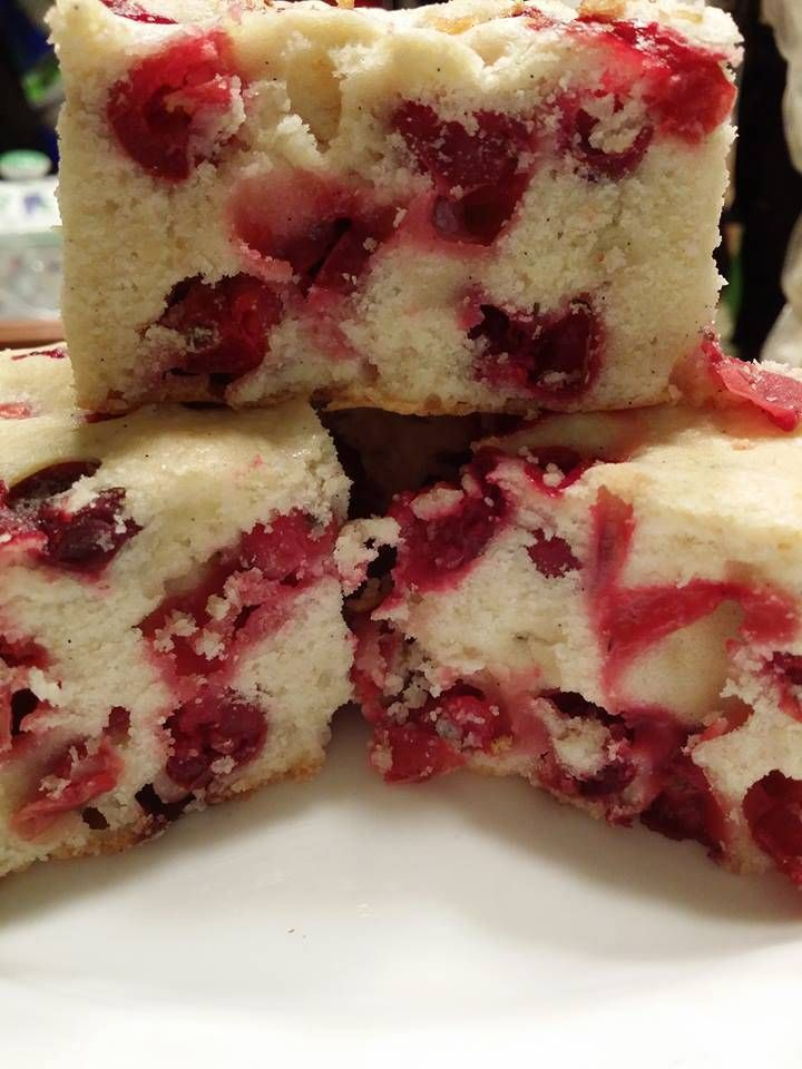 Cranberry Christmas Cake | Cakes & Frosting | Pinterest