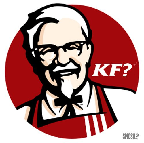 Honest brand slogan for KFC