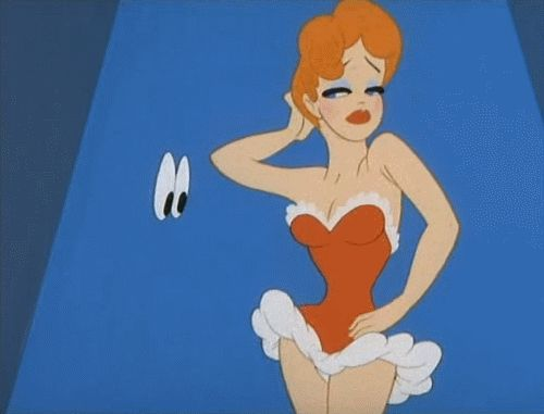 ✮ Red Hot Riding Hood by Tex Avery  ✮