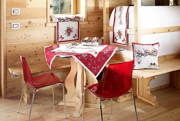 Che ne dite? A Natale si può sbizzarrirsi con decorazioni a tavola! #Galtexstyle