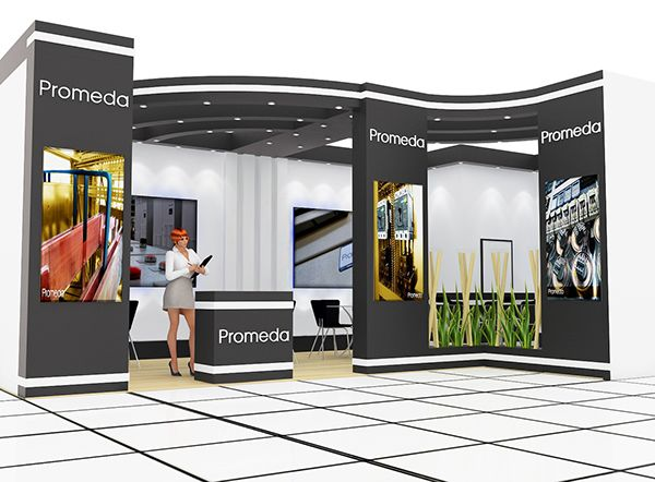 Promeda Exhibition Design