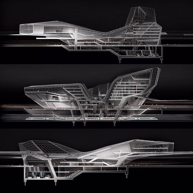 Final thesis drawings by Oscar DeLeon thesis advisor: @dwayneoyler