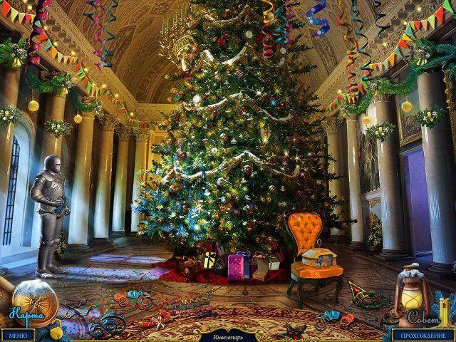 Рождественские истории Щелкунчик Коллекционное издание - скриншот из игры 3 #игра #игры