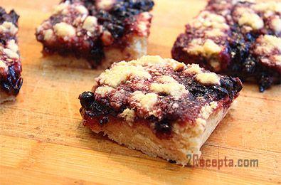 «Венское печенье» — песочное печенье с вареньем