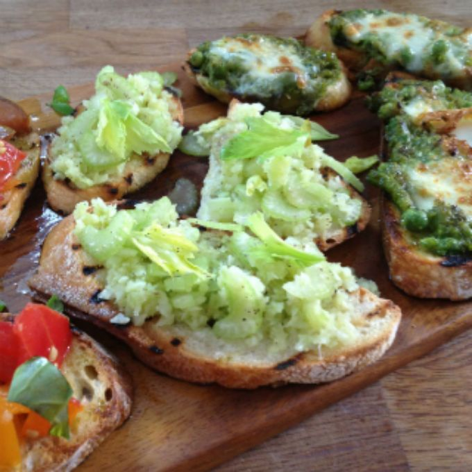 12 best made in italy top 10 dishes images on pinterest cooking channel 4 scrapbook refreshing celery and lime bruschetta recipe forumfinder Gallery