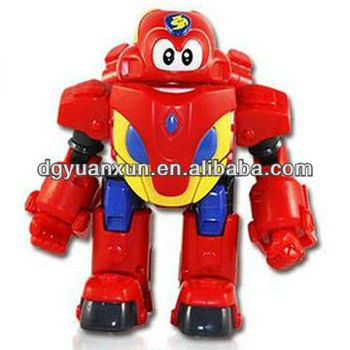 2013 transformable robot for kids, toys robot parts