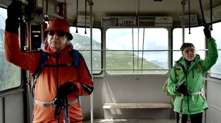 Fred Ballinger (Michael Caine) e Mick Boyle (Harvey Keitel)