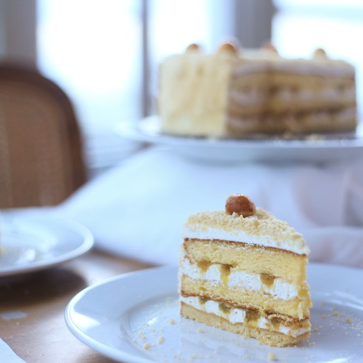 """Our timeless favourite cake goes to """"Nastart Cake"""". One bite is never enough! Have you ?  #on20makassar 