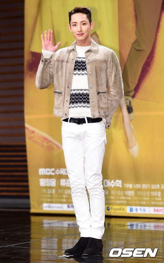 Foto Lee Soo Hyuk Berperan Sebagai Choi Gun Wook