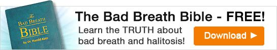FREE LITTLE E-BOOK! Bad Breath Remedies Research and Articles by Dr Katz of TheraBreath. ABOUT THERABREATH TheraBreath's founder, Dr. Harold Katz created this premium oral care system at the California Breath Clinics almost twenty years ago in 1994. @TheraBreath