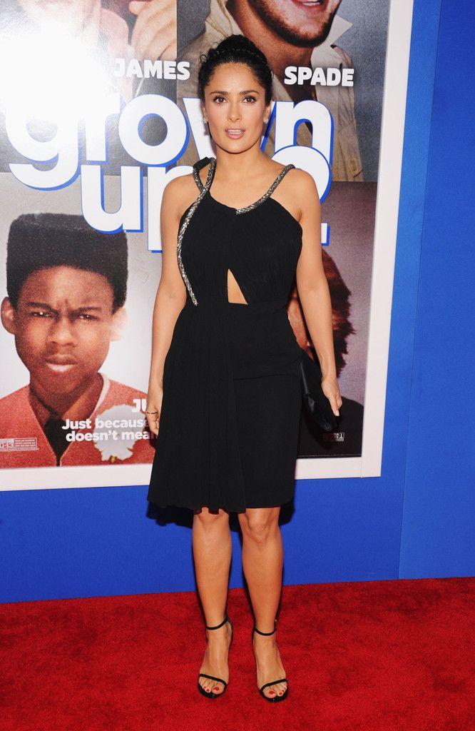 salma-hayek-grown-ups-2-premiere-new-york-city-saint-laurent-dress