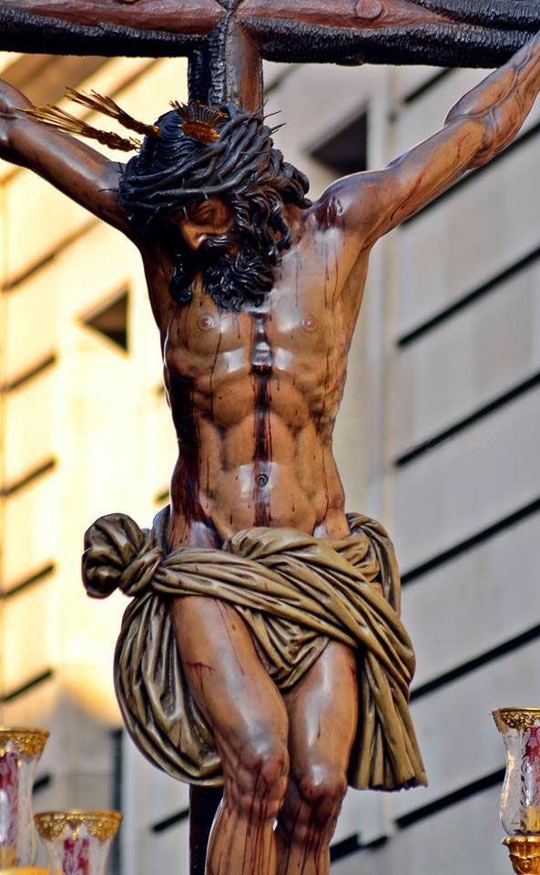 Stmo. Cristo de la Sangre. Hermandad de San Benito. Francisco Buiza Fernández (1966)