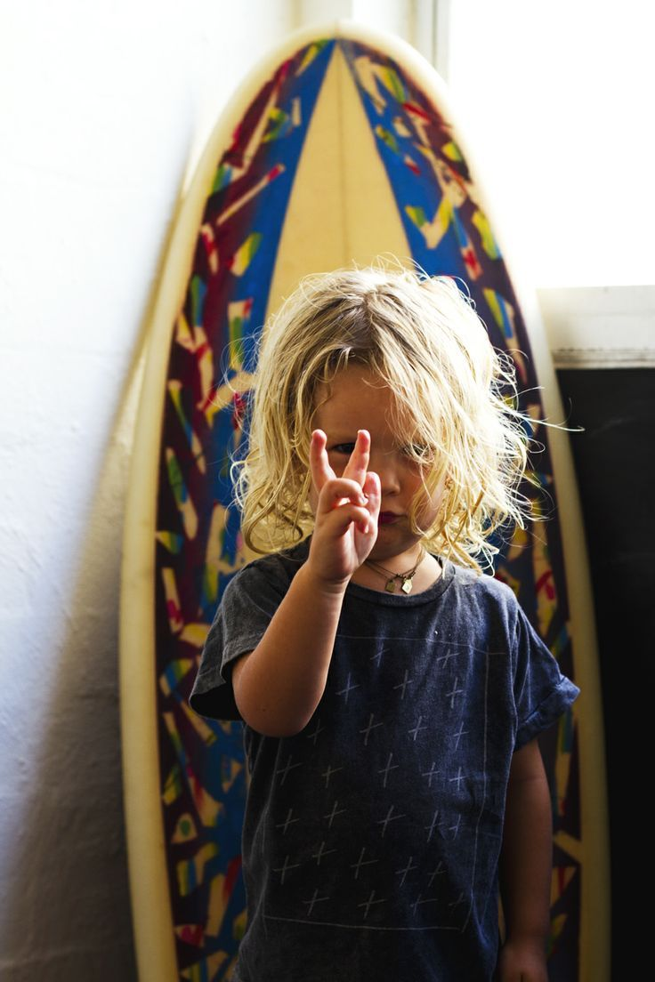 little surfer... little one... makes my heart come all undone....