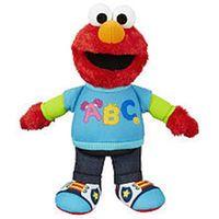 Playskool Sesame Street Talking ABC Elmo Figure- Gus