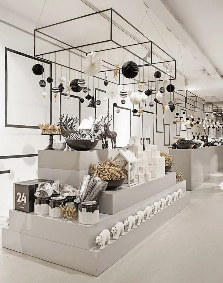 A Fashionable Christmas | Normann Copenhagen Flagship Store