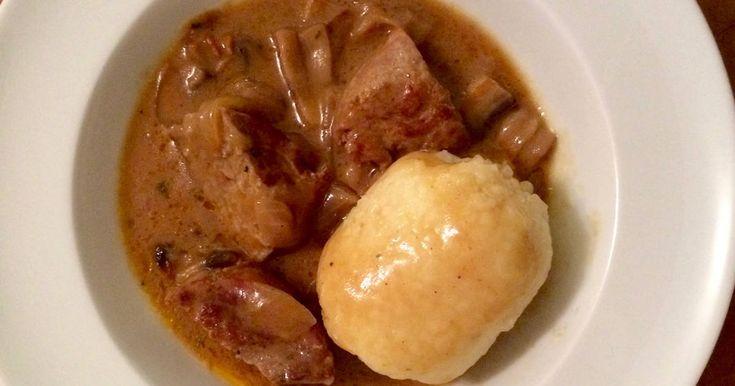 Filet de cerdo al estilo suizo Receta de Las Recetas De Bibi - Cookpad