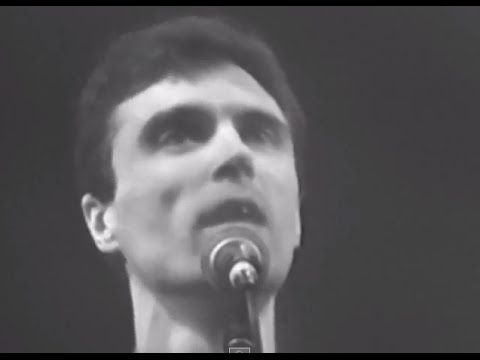 Talking Heads - Born Under Punches (The Heat Goes On) - 11/4/1980 - Capi...