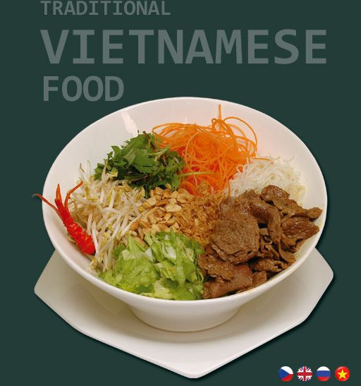 Remember Vietnam - vietnamská restaurace